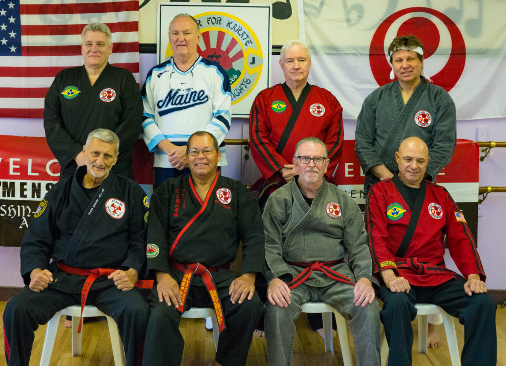 Goshin Ryu Karate Do Association - Meeting of May 14, 2016